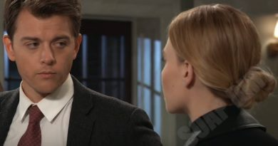 General Hospital Spoilers: Michael Corinthos - (Chad Duell) Nelle Hayes (Chloe Lanier)