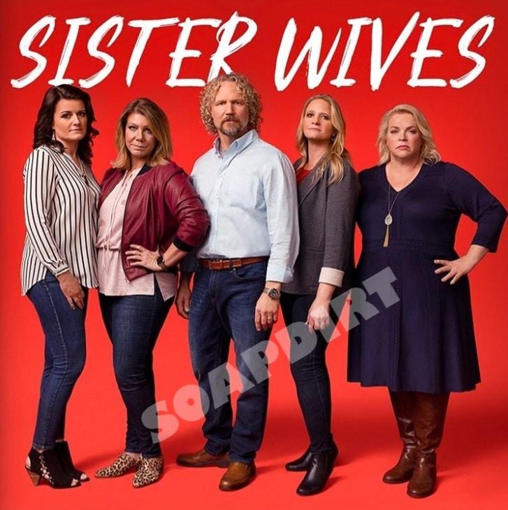 Sister Wives: Robyn Brown -Meri Brown - Kody Brown - Christine Brown - Janelle Brown