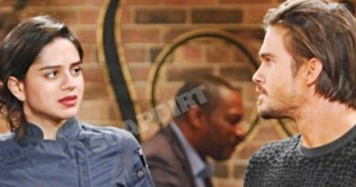 Young and the Restless Spoilers: Lola Rosales (Sasha Calle) - Theo Vanderway (Tyler Johnson)