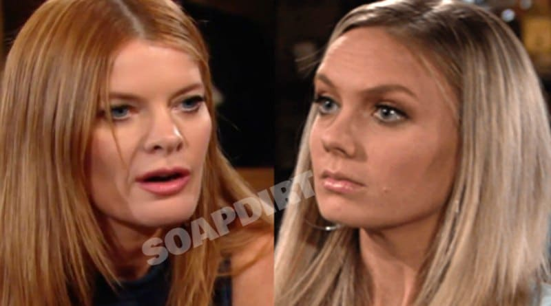 Young and the Restless Spoilers: Phyllis Summers (Michelle Stafford) - Abby Newman (Melissa Ordway)
