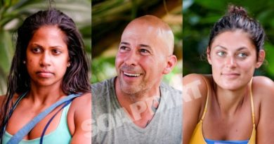 Survivor: Natalie Anderson - Tony Vlachos - Michele Fitzgerald - Winners at War