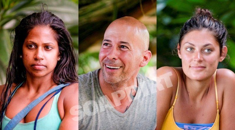 Survivor: Natalie Anderson - Tony Vlachos - Michele Fitzgerald - Winners at War