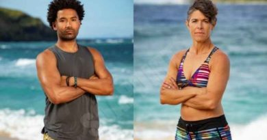 Survivor: Winners at War: Wendell Holland - Denise Stapley