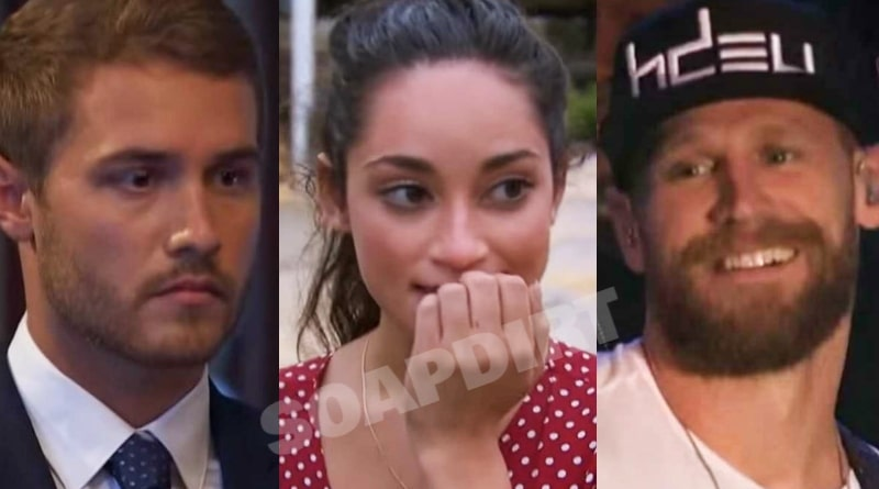 The Bachelor: Peter Weber - Victoria Fuller - Chase Rice