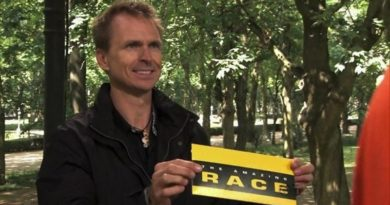 The Amazing Race - Phil Keoghan