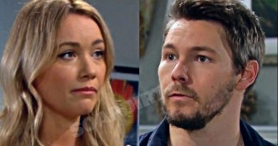 Bold and the Beautiful Spoilers: Flo Fulton (Katrina Bowden) - Liam Spencer (Scott Clifton)
