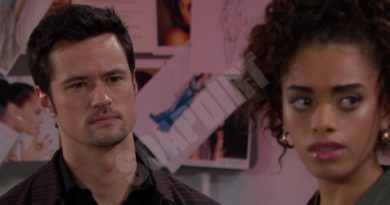 Bold and the Beautiful Spoilers: Hope Logan (Annika Noelle) - Zoe Buckingham (Kiara Barnes) - Thomas Forrester (Matthew Atkinson)