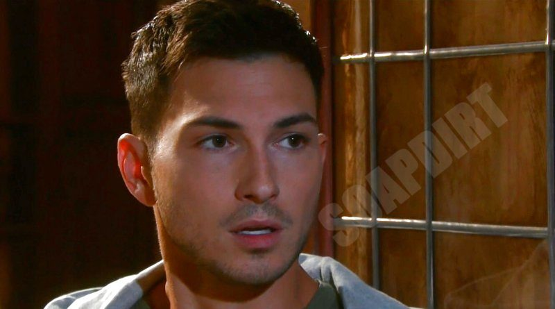 Days of our Lives Spoilers: Ben Weston (Robert Scott Wilson)