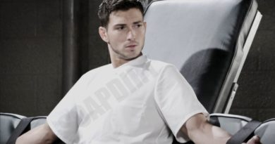 Days of our Liaves Spoilers: Ben Weston (Robert Scott Wilson)