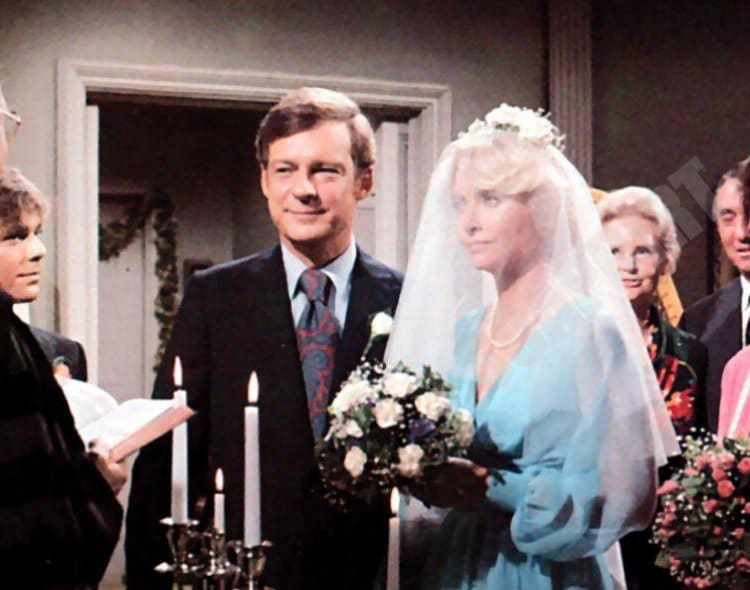 Days of Our Lives Spoilers: Bill Horton (Ed Mallory) - Laura Spencer (Susan Flannery)