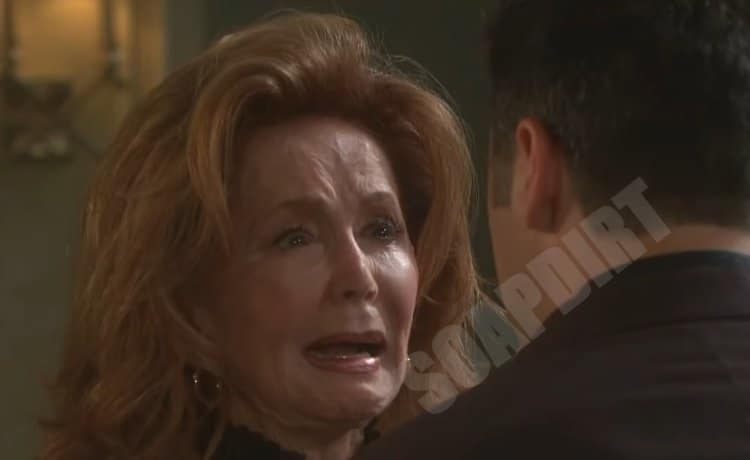 Days of Our Lives Spoilers: Maggie Horton (Suzanne Rogers) - furious at Xander Cook