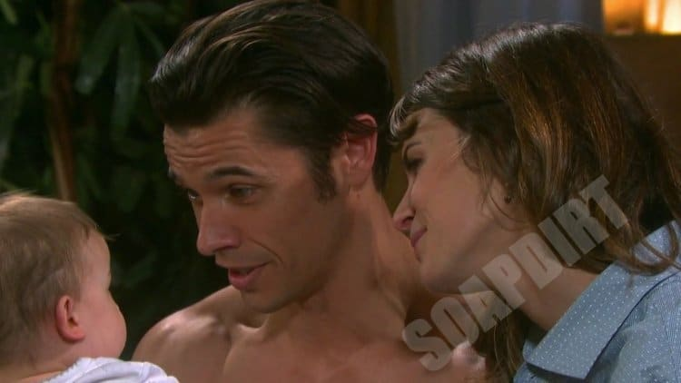 Days of Our Lives Spoilers: Xander Cook (Paul Telfer) - Sarah Horton (Linsey Godfrey) - Mickey Horton (May Twins)