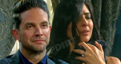 Days of Our Lives Spoilers: Stefan DiMera (Brandon Barash) - Gabi Hernandez (Camila Banus)