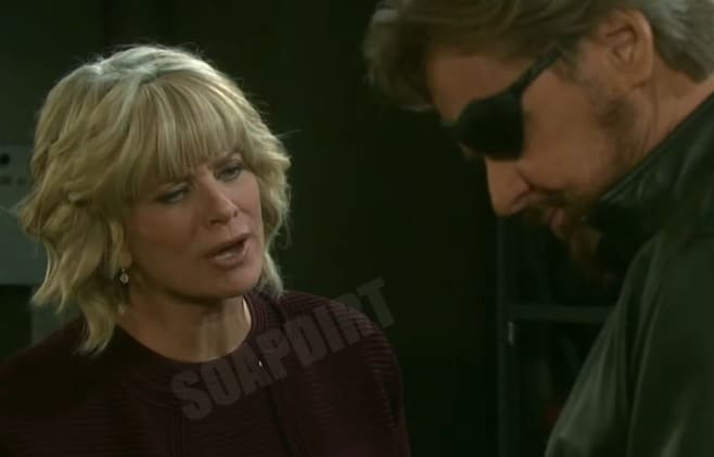 Days of our Lives Spoilers: Kayla Brady (MaryBeth Evans) - Stefano DiMera (Stephen Nichols)