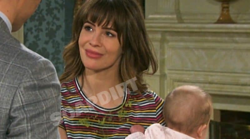 Days of Our Lives Spoilers: Sarah Horton (Linsey Godfrey) - Mickey Horton (May Twins)