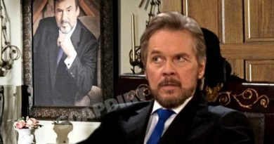 Days of Our Lives Spoilers: Stefano DiMera - Stevano - (Stephen Nichols)