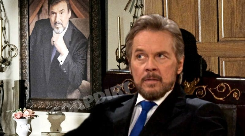 Days Of Our Lives Spoilers Stevano Cured Leaked Pic Confirms Patch Back To Himself Soap Dirt
