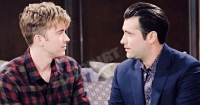 Days of Our Lives Spoilers: Will Horton (Chandler Massey) - Sonny Kiriakis (Freddie Smith)