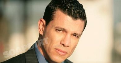 General Hospital Comings And Goings: Al Coronel
