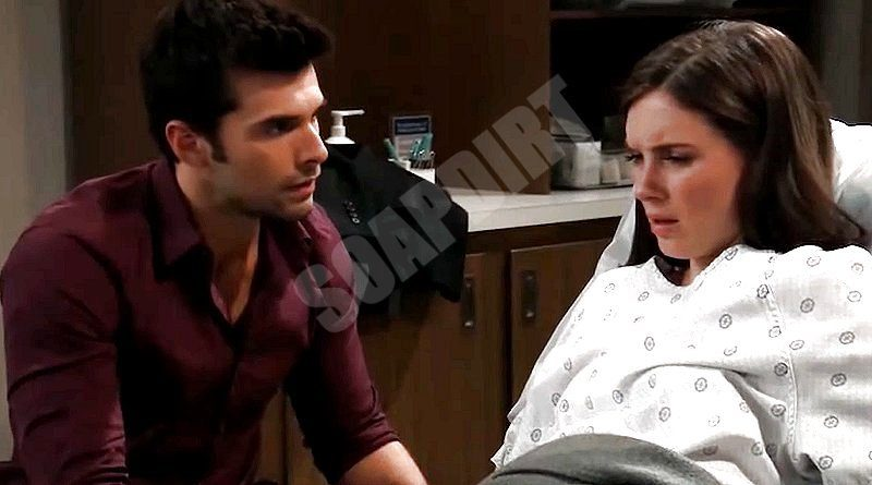 General Hospital Spoilers: Harrison Chase (Josh Swickard) - Willow Tait (Katelyn MacMullen)