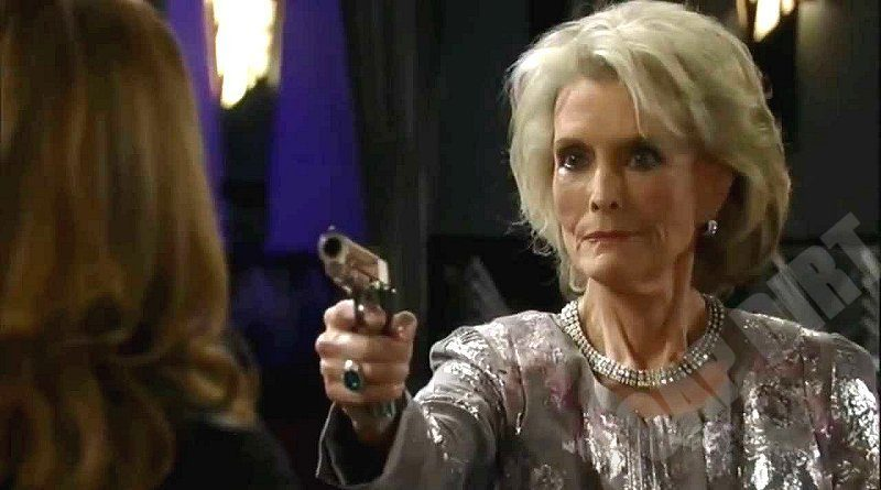 General Hospital Spoilers: Helena Cassadine (Constance Towers)