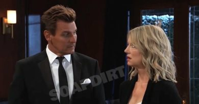 General Hospital Spoilers: Jasper Jacks (Ingo Rademacher) - Nina Reeves (Cynthia Watros)