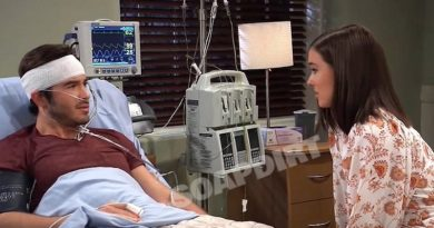 General Hospital Spoilers: Lucas Jones (Ryan Carnes) - Willow Tait (Katelyn MacMullen)