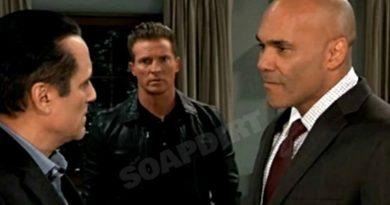 General Hospital Spoilers: Sonny Corinthos (Maurice Benard) - Jason Morgan (Steve Burton) - Marcus Taggert (Real Andrews)
