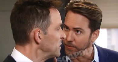 General Hospital Spoilers: Valentin Cassadine (James Patrick Stuart) - Peter August (Wes Ramsey)