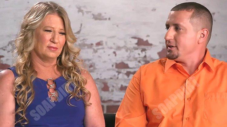 Love After Lockup: Angela Gail - Tony