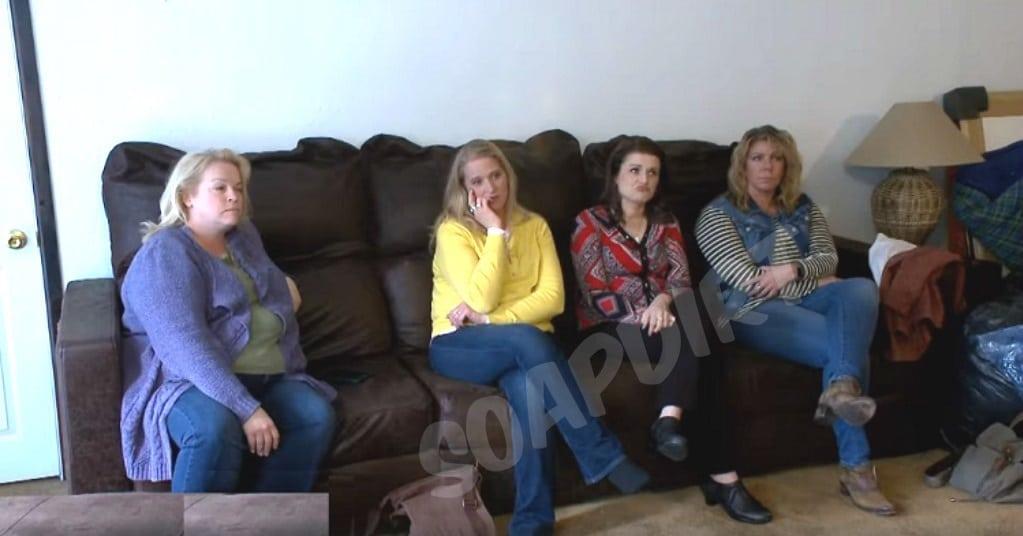 Sister Wives: Janelle Brown - Meri Brown - Christine Brown - Robyn Brown