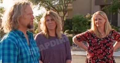 Sister Wives: Kody Brown - Meri Brown -Christine Brown