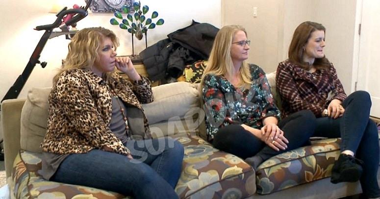 Sister Wives: Meri Brown - Christine Brown - Robyn Brown
