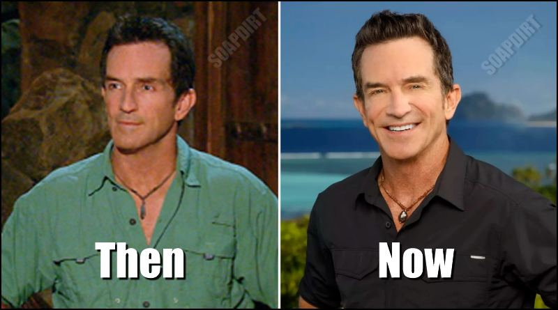 Survivor: Jeff Probst