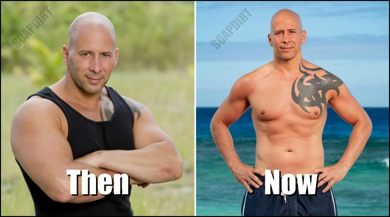 Survivor: Tony Vlachos - Season 40 - Winners at War