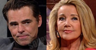 Young and the Restless Spoilers: Billy Abbott (Jason Thompson) - Nikki Newman (Melody Thomas Scott)
