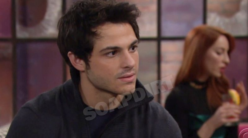 Young and the Restless Spoilers: Fenmore Baldwin (Zach Tinker)