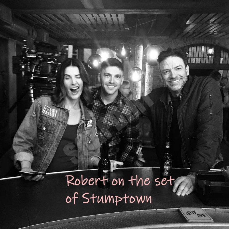 Young and the Restless Spoilers: Noah Newman (Robert Adamson) - Stumptown - Cobie Smulders
