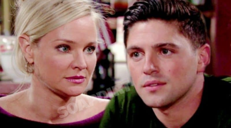Young and the Restless Spoilers: Sharon Newman (Sharon Case) - Noah Newman (Robert Adamson)