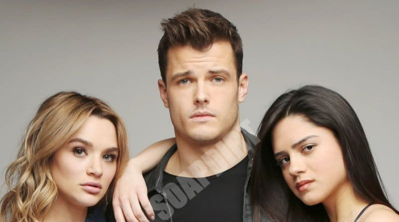 Young and the Restless Spoilers: Summer Newman (Hunter King) - Kyle Abbott (Michael Mealor) - Lola Rosales (Sasha Calle)