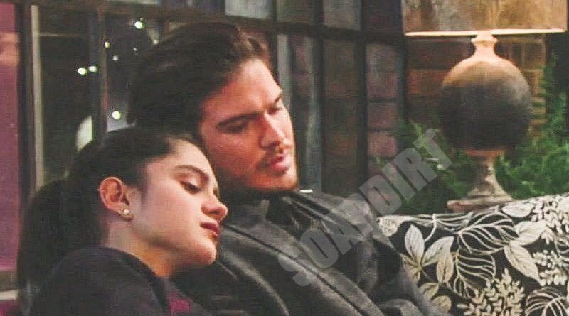 Young and the Restless Spoilers: Theo Vanderway (Tyler Johnson) - Lola Rosales (Sasha Calle)