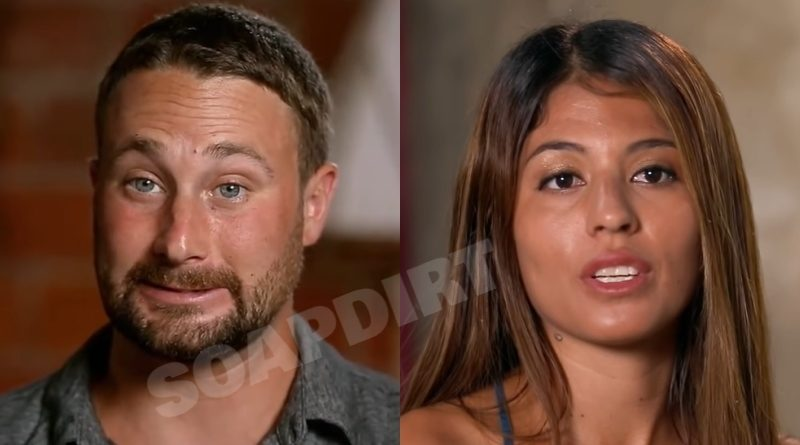90 Day Fiance: The Other Way: Evelin Villegas - Corey Rathgeber