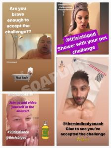 90 Day Fiance: Ed Brown - Avery Mils - Laura Jallali - Ash Naeck