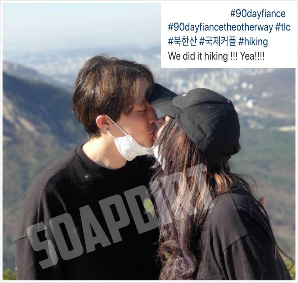 90 Day Fiance: Jihoon Lee - Deaven Clegg