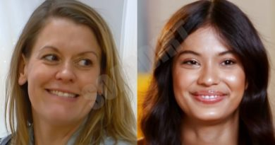 90 Day Fiance: Sarah Jessen - Juliana Custodio