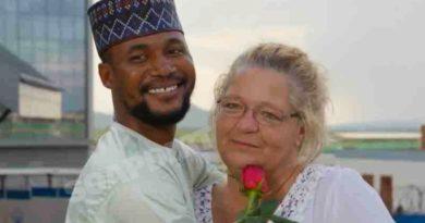 90 Day Fiance: Before the 90 Days: Usman Umar - Lisa Hamme