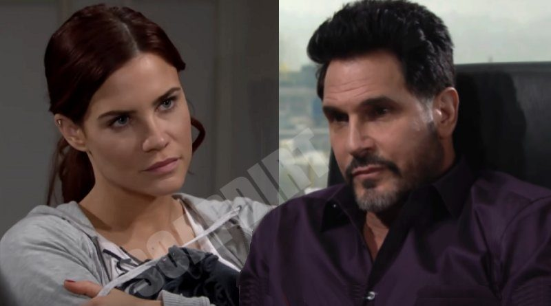 Bold and the Beautiful Spoilers: Sally Spectra (Courtney Hope) - Bill Spencer (Don Diamont)