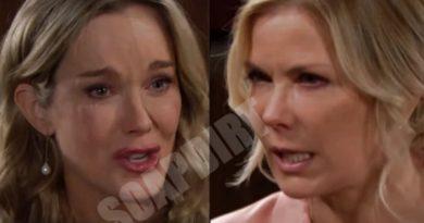 Bold and the Beautiful Spoilers: Brooke Logan (Katherine Kelly Lang) - Donna Logan (Jennifer Gareis)