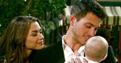 Days of our Lives Spoilers: Ben Weston (Robert Scott Wilson) - Ciara Brady (Victoria Konefal) - David Ridgeway (Caleb & Kyler Ends)