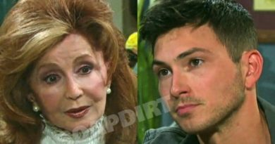 Days of Our Lives Spoilers: Maggie Horton (Suzanne Rogers) - Ben Weston (Robert Scott Wilson)